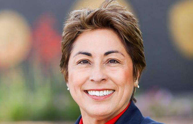 State Senate candidate Vivian Romero. Photo: Courtesy Romero for state Senate campaign.