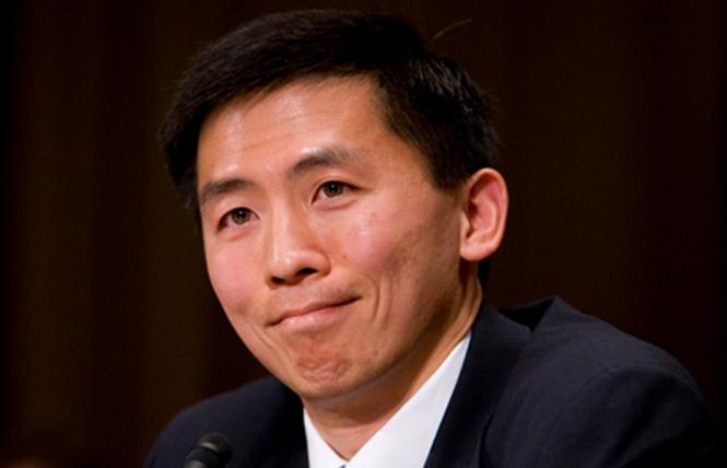 California Supreme Court Justice Goodwin Liu