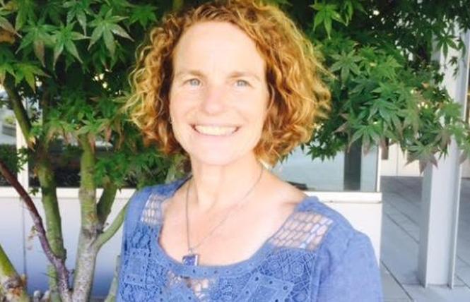 Fremont school board Vice President Michele Berke