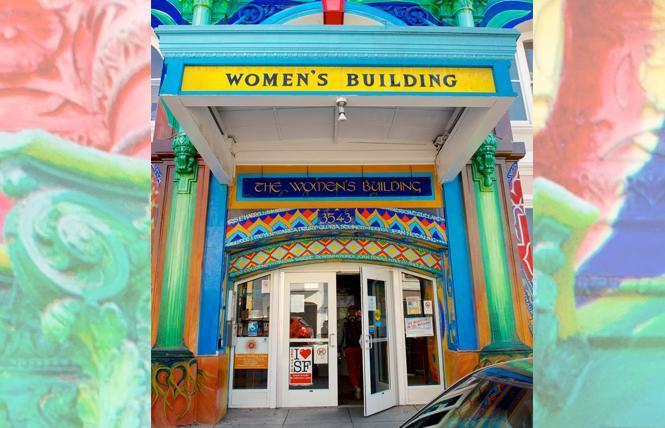 The San Francisco Women's Building. Photo: Jane Philomen Cleland