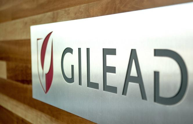 Gilead Sciences is being sued by the AIDS Healthcare Foundation and several people living with HIV.