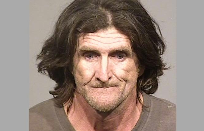 Vincent Joseph O'Sullivan. Photo: Courtesy Sonoma County Sheriff's office