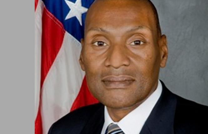 Julius Turman. Photo: Courtesy SF Police Commission