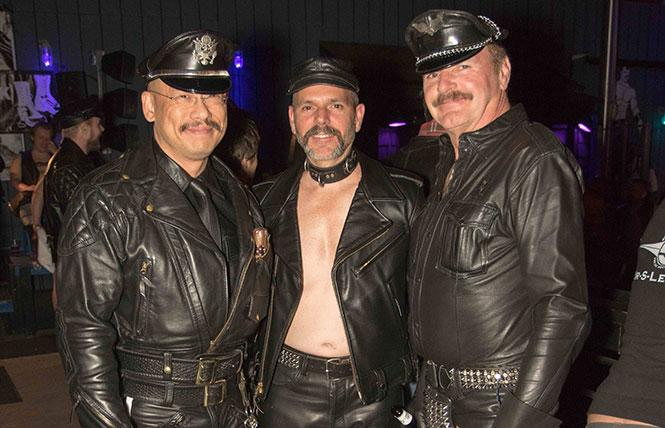 Leather Events, May 18 - June 1, 2018