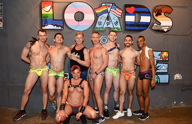 Jock Strap Happy Hour @ Powerhouse