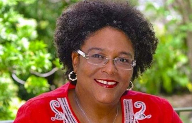 Barbados Prime Minister-elect Mia Mottley. Photo: Courtesy Telesurtv.net