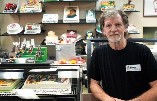 Baker Jack Phillips won his Supreme Court case Monday.