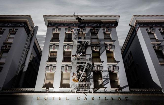 Flyaway Productions @ Hotel Cadillac Thu 7