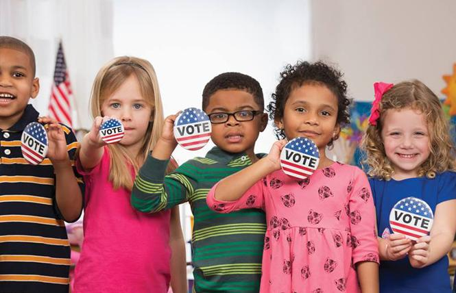 The Children's Council of San Francisco was a proponent of Proposition C, which voters passed Tuesday. Photo: Courtesy Children's Council of SF