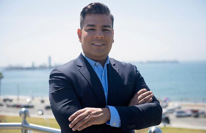 Ricardo Lara is in the November general election for state insurance commissioner. Photo: Lara campaign