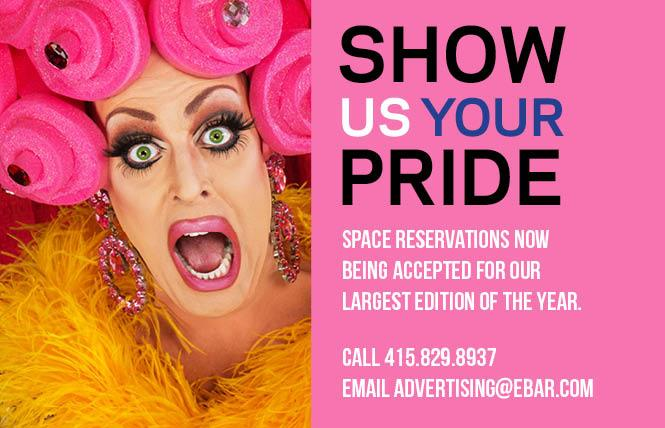 Advertising: Show us your Pride