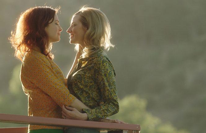 """Snapshots,"" directed by Melanie Mayron, is part of Frameline 42. Photo: Courtesy Frameline"