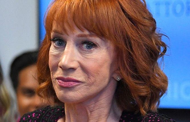 "Kathy Griffin: ""I was toxic. Nobody wanted me."" Photo: Courtesy the subject"