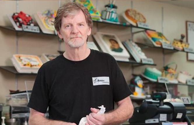 Masterpiece Cakeshop owner Jack Phillips won a narrow ruling by the U.S. Supreme Court.