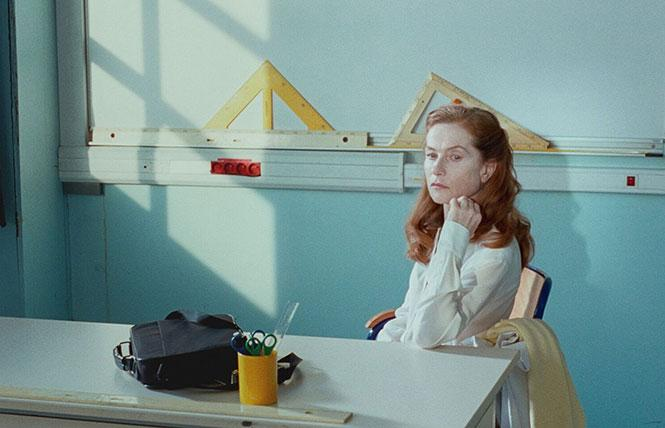"""Isabelle Huppert as the title character in director Serge Bozon's """"Mrs. Hyde."""" Photo: Les Films Pelléas"""