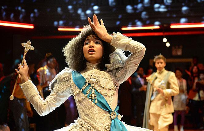 "Scene from ""Pose,"" the dance musical from Ryan Murphy, Nina Jacobson, Brad Simpson and Brad Falchuk. Photo: Courtesy FX"