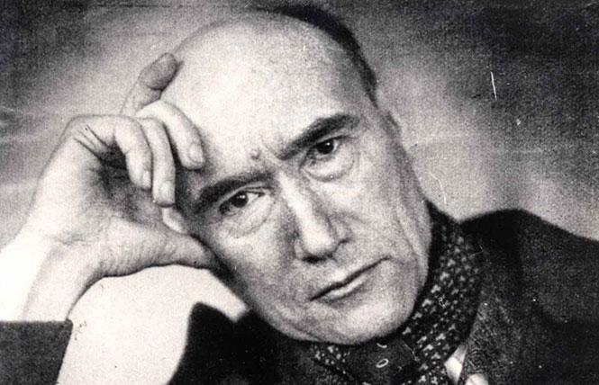 French novelist Andre Gide had accurate insights into homosexuality. Photo: Courtesy the subject