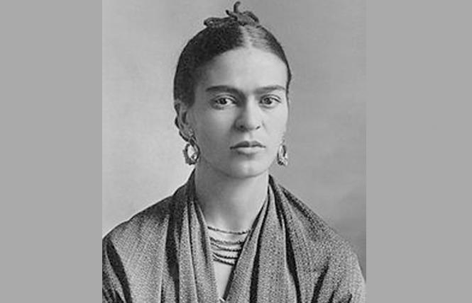 Frida Kahlo. Photo: Courtesy Wikipedia
