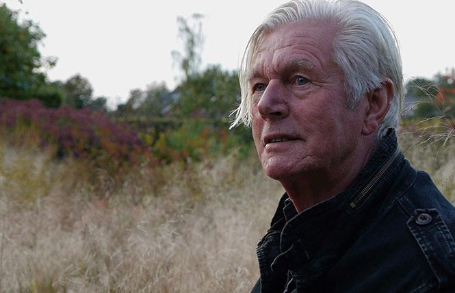 "Landscape gardener Piet Oudolf in director Thomas Piper's ""Five Seasons."" Photo: Argot Pictures"