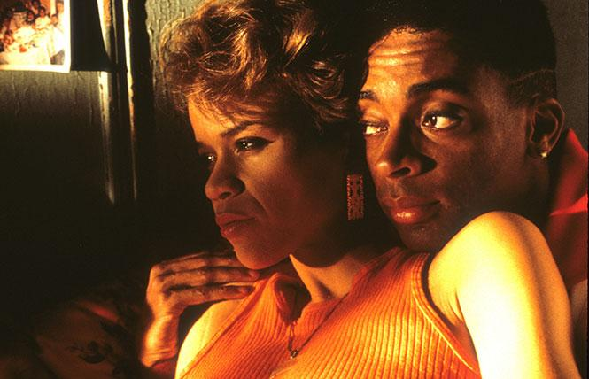 """Scene from director Spike Lee's """"Do the Right Thing."""" Photo: Courtesy SFFILM"""