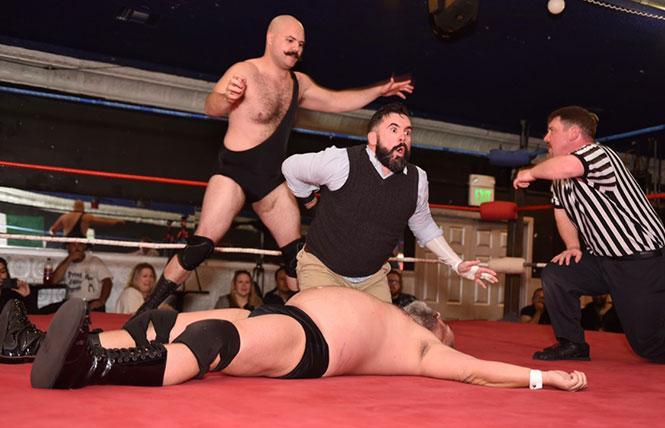 Wrestling for Charity @ El Toro