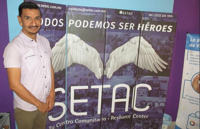 Paco Arjona is the director of SETAC community center in Puerto Vallarta. Photo: Ed Walsh