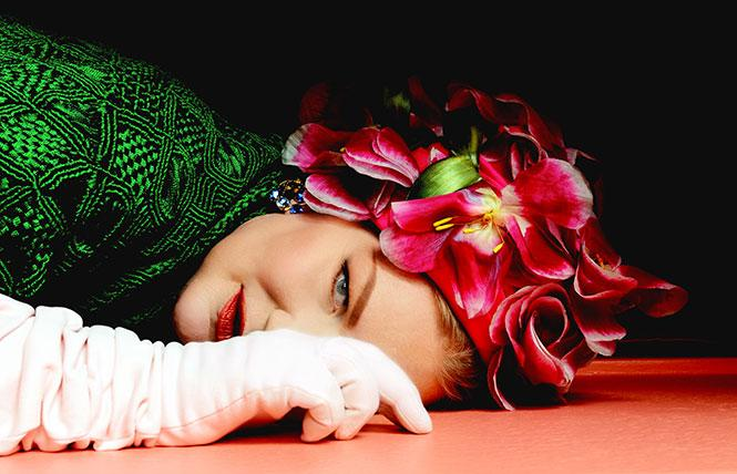 Veronica Klaus. photo: José A. Guzman-Colon