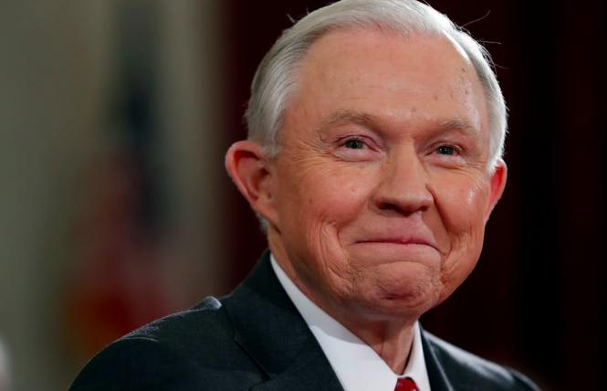 Attorney General Jeff Sessions. Photo: Courtesy AP