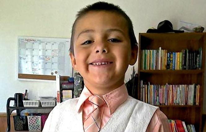 10-year-old Anthony Avalos. Photo: Via LA Times