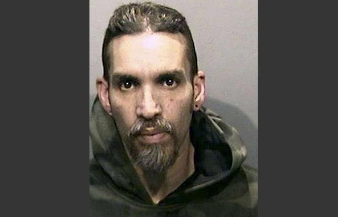 Derick Almena. Photo: Courtesy Alameda County Sheriff's office