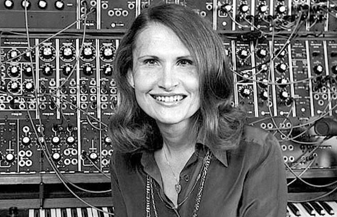 Electronic music pioneer Wendy Carlos. Photo: Vernon L. Smith/via www.wendycarlos.com