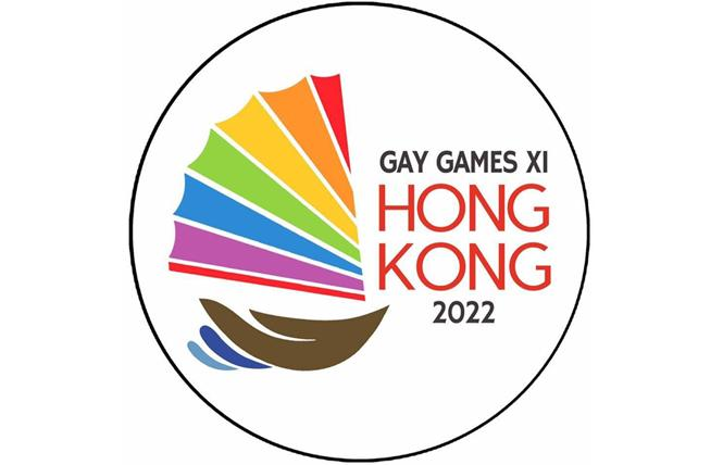 Gay Games 2022 is scheduled for Hong Kong.