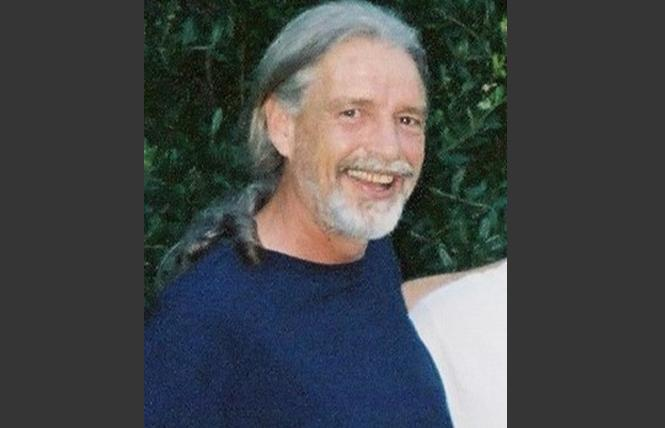 Missing man Brian Egg. Photo: Courtesy SFPD