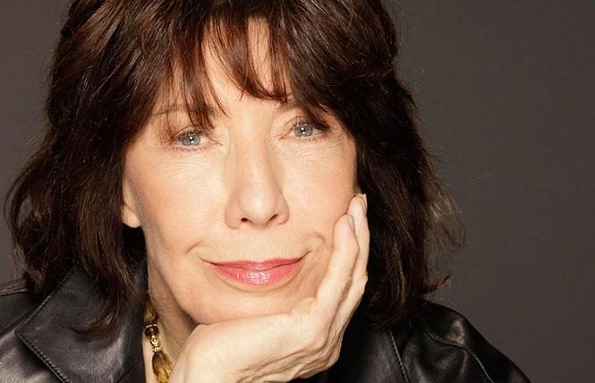 "Lily Tomlin: ""It's hard to believe I'm 79."" Photo: Courtesy the artist"