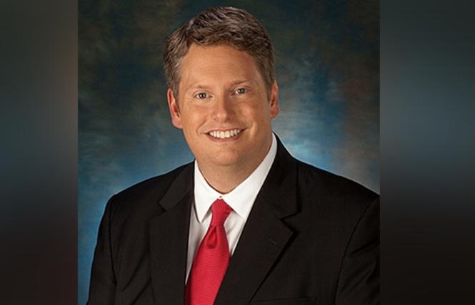 Ohio meteorologist Marshall McPeek. Photo: Courtesy Fox28