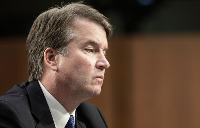 Federal Judge Brett Kavanaugh testified last week at his Supreme Court confirmation hearing. Photo: Rudy K. Lawidjaja