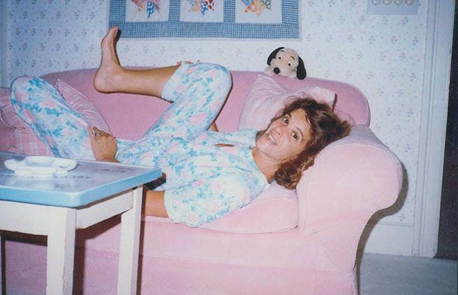 """Gilda Radner in director Lisa D'Apolito's """"Love, Gilda."""" Photo: Courtesy of Magnolia Pictures"""