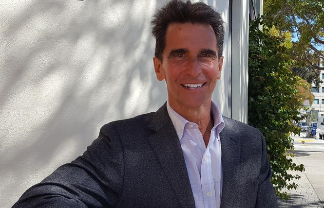 Mark Leno. Photo: Cynthia Laird