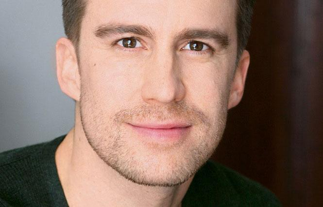"Gavin Creel: ""I'm ready to put myself out there."" Photo: Courtesy Bay Area Cabaret"