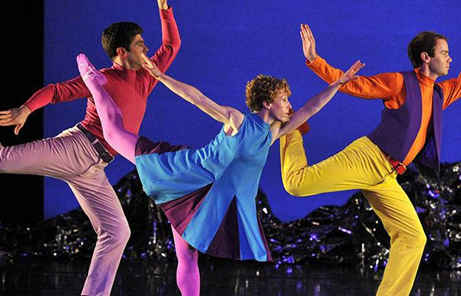 Mark Morris Dance Group @ Zellerbach Hall Fri 28