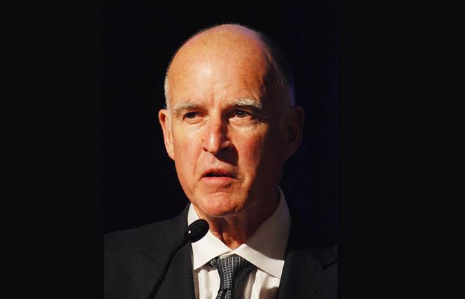 Governor Jerry Brown vetoed a bill that would have allowed San Francisco to open a supervised injection site pilot project. Photo: Rick Gerharter