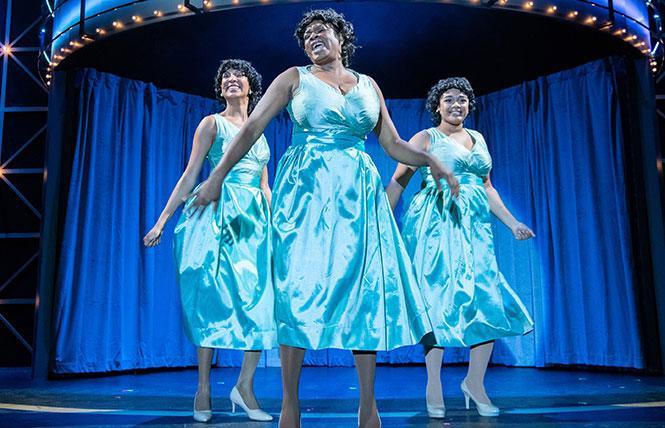 Dreamgirls @ Berkeley Playhouse Fri 5