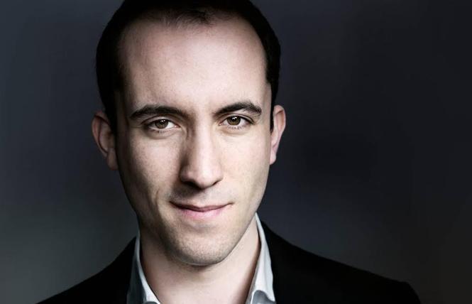 Pianist Igor Levit. Photo: Sony Classical