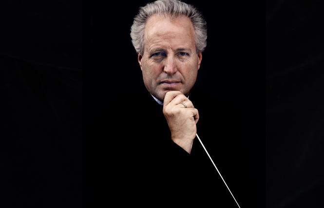 Conductor Manfred Honeck appeared with the San Francisco Symphony. Photo: Felix Broede