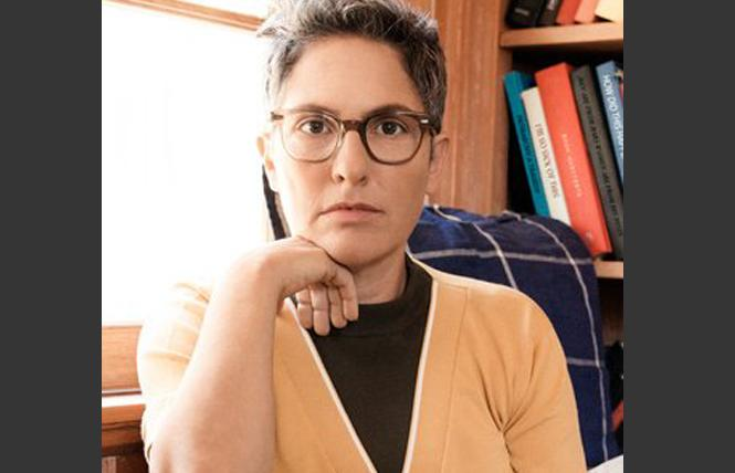Jill Soloway. Photo: Jesse Chamberlin Marble