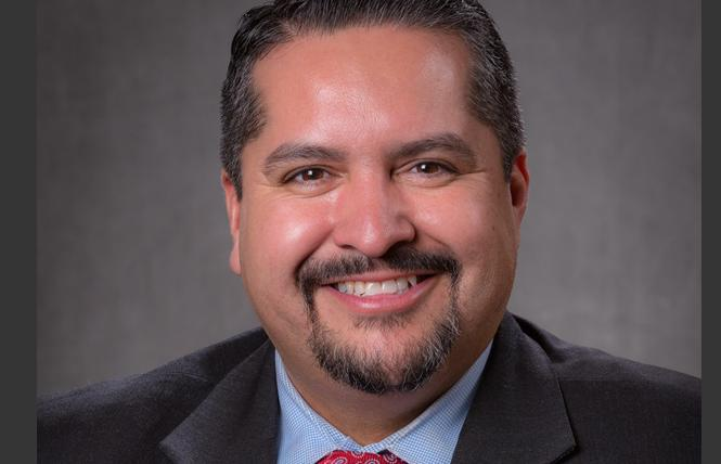 Oakland City Councilman Abel Guillen. Photo: Courtesy City of Oakland