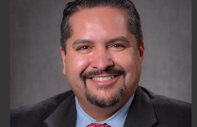 Oakland City Councilman Abel Guillen. Photo: Courtesy City of Oakland