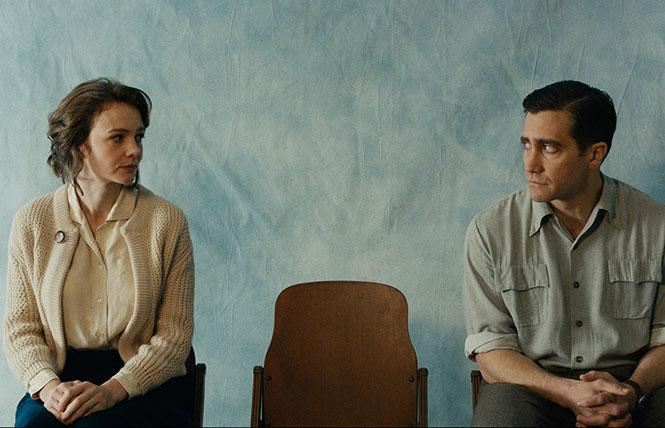 "Carey Mulligan and Jake Gyllenhaal in director Paul Dano's ""Wildlife."" Photo: IFC Films"