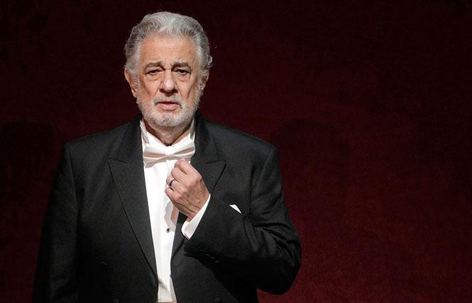 "Placido Domingo, the ""King of Opera."" Photo: Cory Weaver/San Francisco Opera"