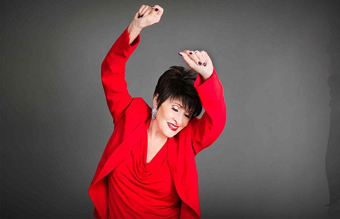 "Chita Rivera: ""I'd look silly if I tried running up the walls and doing a split."" Photo: Courtesy the subject"